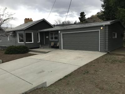 Wenatchee WA Single Family Home For Sale: $299,900
