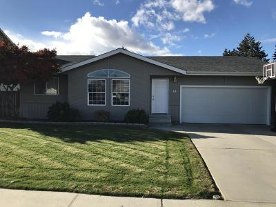 Wenatchee WA Single Family Home For Sale: $285,000