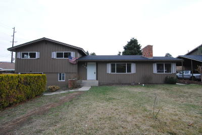 Wenatchee, Malaga Single Family Home For Sale: 407 N Marilyn Ave