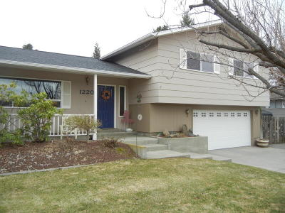 East Wenatchee Single Family Home For Sale: 1220 SE Dale Street