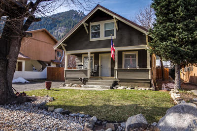 Leavenworth WA Single Family Home For Sale: $399,000