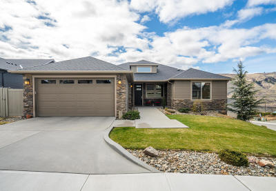 East Wenatchee, Rock Island, Orondo Single Family Home For Sale: 1938 SE Legacy Pl