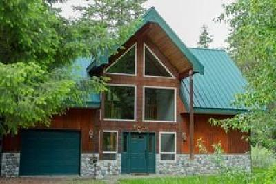 Leavenworth WA Single Family Home For Sale: $599,900
