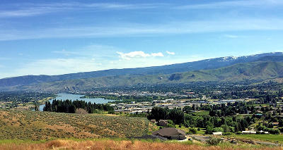 Wenatchee Residential Lots & Land For Sale: 3876 Sky Crest Ln