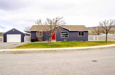 East Wenatchee Single Family Home For Sale: 533 Newport Plz