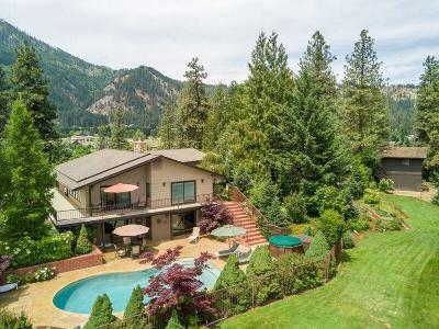 Leavenworth WA Single Family Home For Sale: $1,585,000