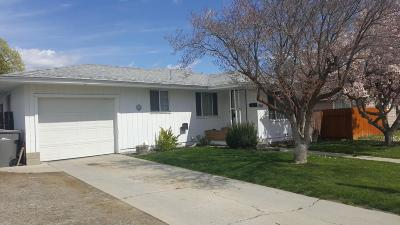 Wenatchee Single Family Home For Sale: 1228 Seventh St