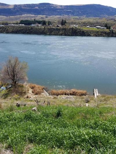 East Wenatchee Residential Lots & Land For Sale: 3430 S Tyee Place