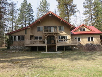 Leavenworth WA Single Family Home For Sale: $1,250,000