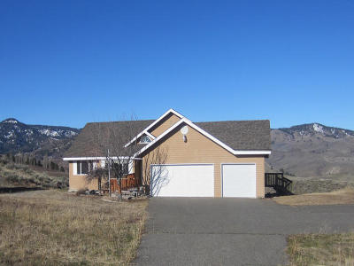 Wenatchee, Malaga Single Family Home For Sale: 3820 Jim Smith Rd