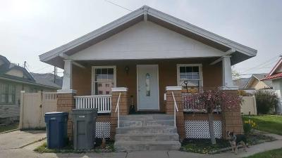 Wenatchee Single Family Home For Sale: 604 Okanogan Ave