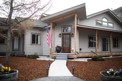 Entiat Single Family Home For Sale: 4975 Mills Canyon Rd