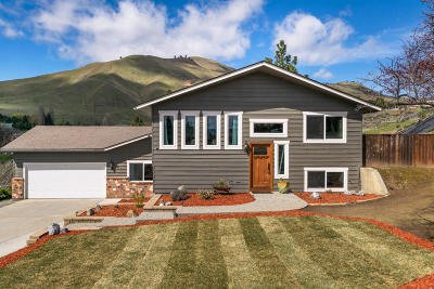 Wenatchee Single Family Home For Sale: 914 Westmorland Dr