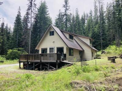 Leavenworth WA Single Family Home For Sale: $345,000