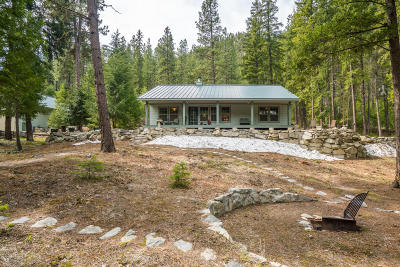 Entiat Single Family Home For Sale: 17041 Entiat River Rd