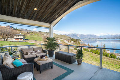 Chelan Single Family Home For Sale: 110 Via Vista Lane