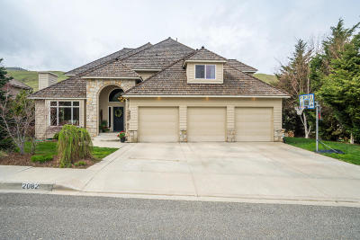Wenatchee Single Family Home For Sale: 2082 Maiden Ln