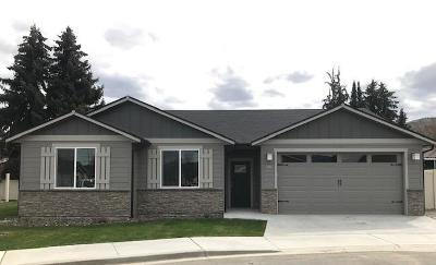Wenatchee WA Single Family Home For Sale: $369,900