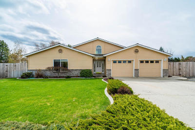 East Wenatchee Single Family Home For Sale: 2277 Sunrise Pl