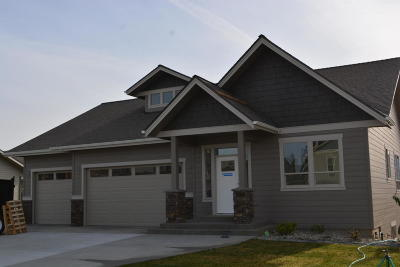 Wenatchee Single Family Home For Sale: 3539 Dianna Way
