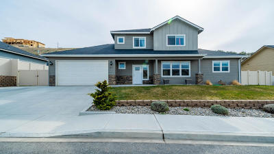 East Wenatchee, Rock Island, Orondo Single Family Home For Sale: 2833 N Breckenridge Drive