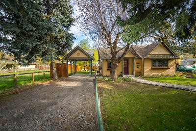 Single Family Home Sold: 9922 School St