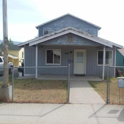 Wenatchee Single Family Home For Sale: 1229 S Mission St