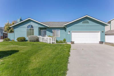 Wenatchee Single Family Home For Sale: 1616 Woodland Dr