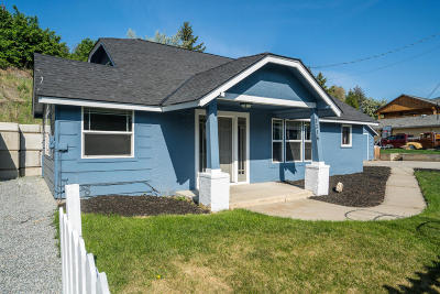 Wenatchee Single Family Home For Sale: 3316 Burch Mountain Rd