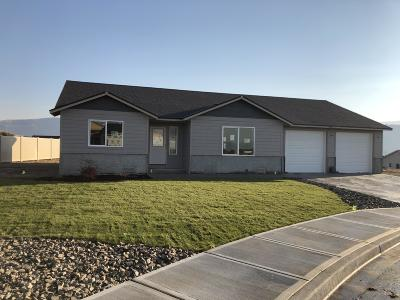 East Wenatchee, Rock Island, Orondo Single Family Home For Sale: 2258 3rd St