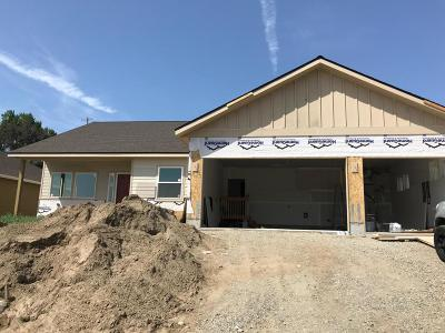 Wenatchee Single Family Home For Sale: 1915 Westhaven