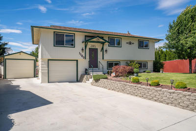 East Wenatchee Single Family Home For Sale: 1120 NE Cherry Cir