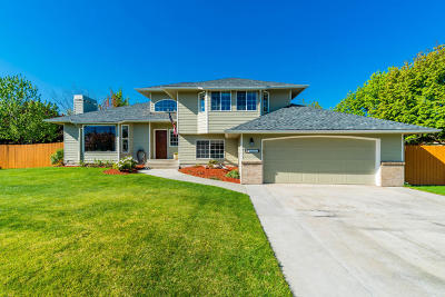 East Wenatchee, Rock Island, Orondo Single Family Home For Sale: 2257 Fancher Heights Blvd
