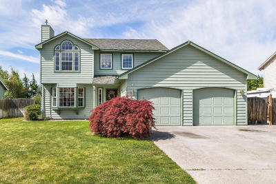 East Wenatchee WA Single Family Home Sold: $341,500
