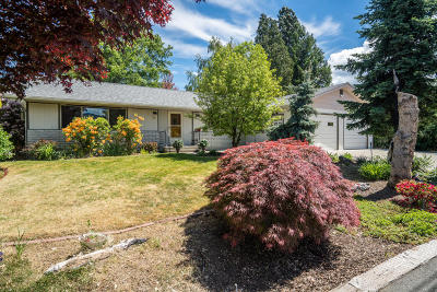 East Wenatchee Single Family Home For Sale: 1375 Clements Cir