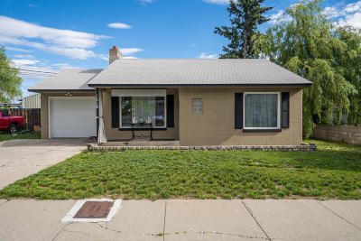 Wenatchee, Malaga Single Family Home For Sale: 1018 Lindy St