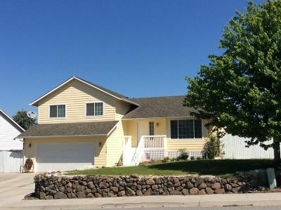 East Wenatchee Single Family Home For Sale: 1739 Bluegrass Ave