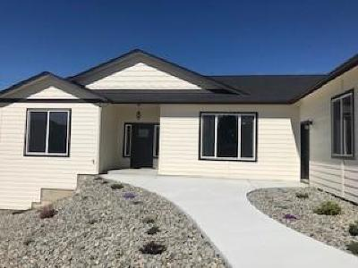 Wenatchee, Malaga Single Family Home For Sale: 3795 Knowles Rd