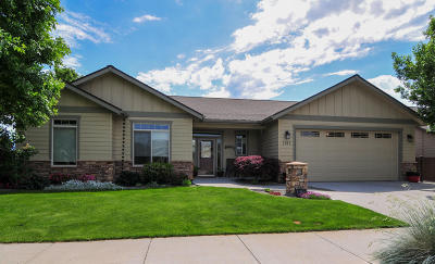 East Wenatchee, Rock Island, Orondo Single Family Home Active - Contingent: 1317 Boulder Loop