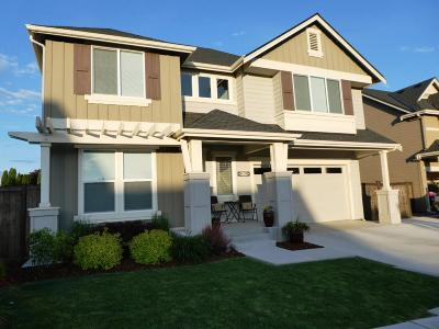 East Wenatchee, Rock Island, Orondo Single Family Home For Sale: 583 S Lawler Ave