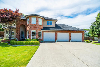 Wenatchee Single Family Home For Sale: 1320 Saddlerock Dr