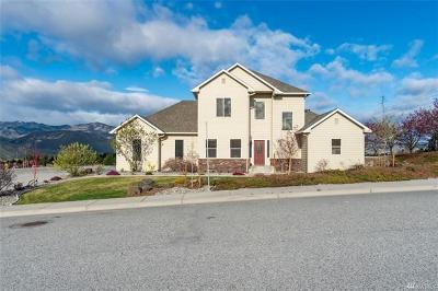 East Wenatchee, Rock Island, Orondo Single Family Home For Sale