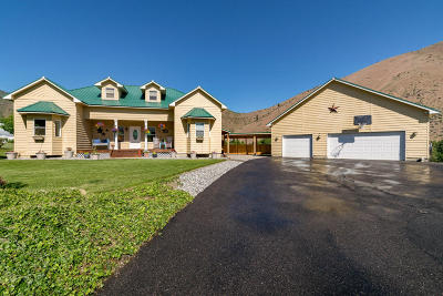 Entiat Single Family Home For Sale: 4902 Keystone Pl
