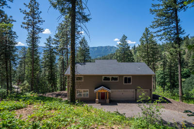 Leavenworth WA Single Family Home For Sale: $789,000
