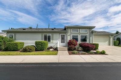 East Wenatchee WA Manufactured Home For Sale: $150,000