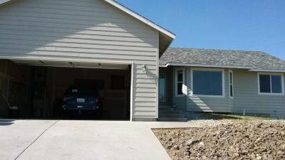 East Wenatchee Single Family Home For Sale: 1348 Wheatridge Dr