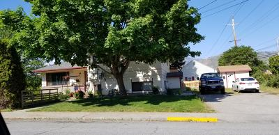 Wenatchee Multi Family Home For Sale: 410 Sunset Ave