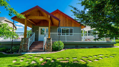 Wenatchee Single Family Home For Sale: 2321 5th Street