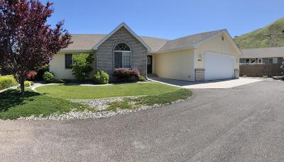 Wenatchee Single Family Home For Sale: 2503 Number 1 Canyon Rd