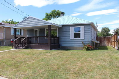 Wenatchee Single Family Home For Sale: 914 Orondo Ave